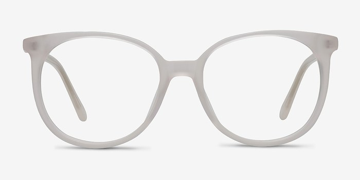 White Bardot -  Acetate Eyeglasses