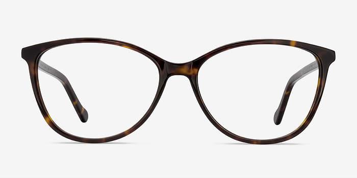 Tortoise Charlize -  Acetate Eyeglasses