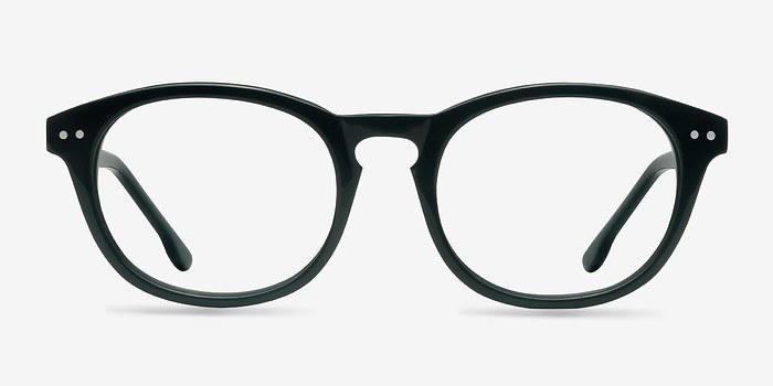 Dark Green Little Things -  Fashion Acetate Eyeglasses
