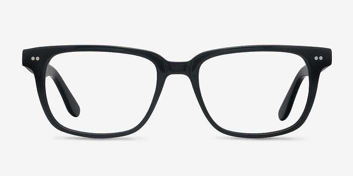 Black Pacific -  Acetate Eyeglasses