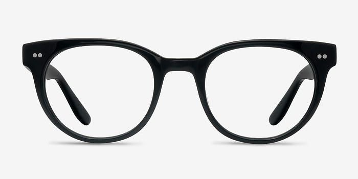 Black Daybreak -  Acetate Eyeglasses