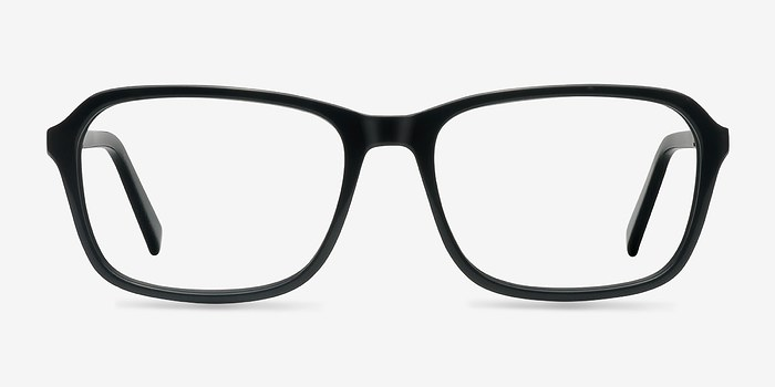 Black Fleche -  Fashion Acetate Eyeglasses