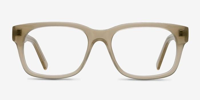 Light Beige Lynch -  Fashion Acetate Eyeglasses