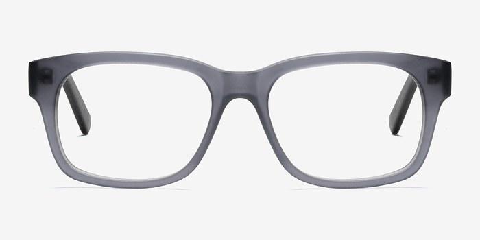 Matte Gray Lynch -  Fashion Acetate Eyeglasses