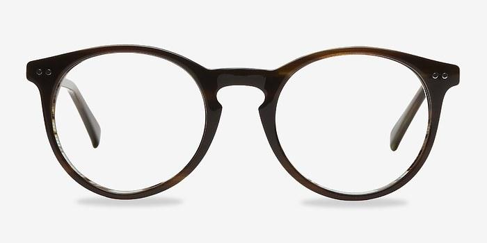 Brown Neptune -  Acetate Eyeglasses