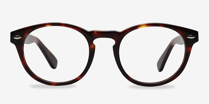 Tortoise The Loop -  Geek Acetate Eyeglasses