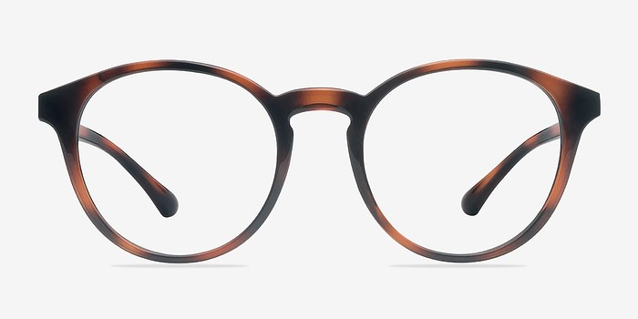 Brown Tortoise Bright Side -  Classic Plastic Eyeglasses