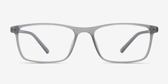 Matte Gray Sullivan -  Plastic Eyeglasses