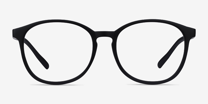 Matte Black Dutchess -  Fashion Plastic Eyeglasses