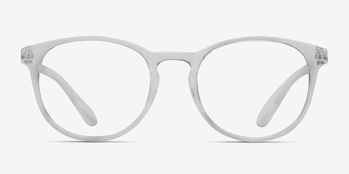 Clear Little Muse -  Plastic Eyeglasses