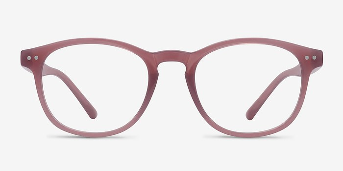 Pink Little Crush -  Colorful Plastic Eyeglasses