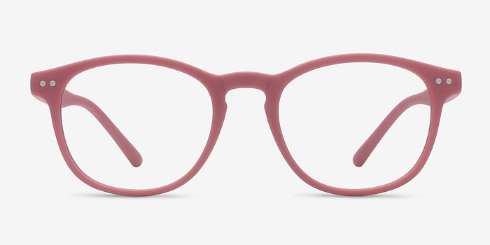 Matte Pink Little Crush -  Plastic Eyeglasses