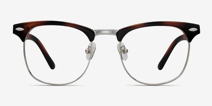 Brown Little Coexist -  Metal Eyeglasses