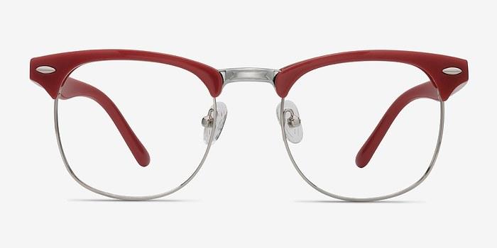 Red Little Coexist -  Metal Eyeglasses