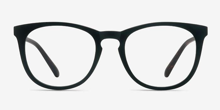 Matte Black Little Providence -  Plastic Eyeglasses