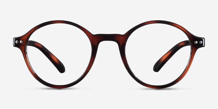 Tortoise Little Mellow -  Plastic Eyeglasses
