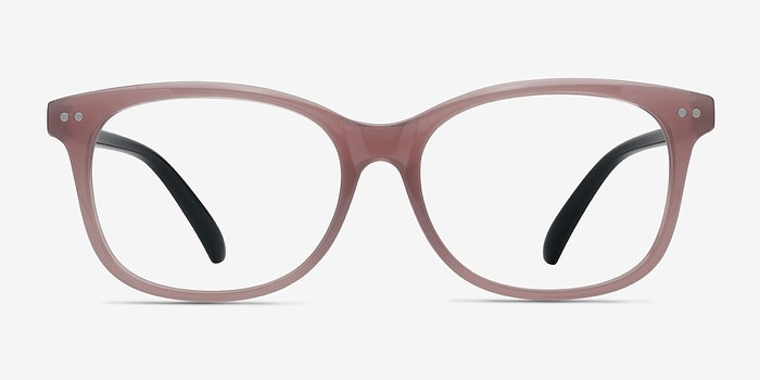 Pink Black Little Brittany -  Plastic Eyeglasses