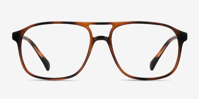 Tortoise Little Oblivion -  Plastic Eyeglasses