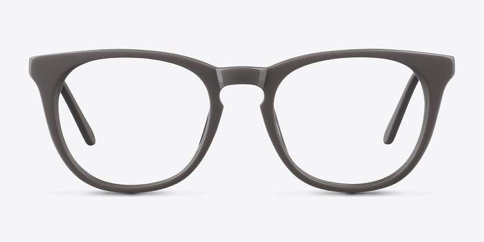 Warm Gray Providence -  Acetate Eyeglasses