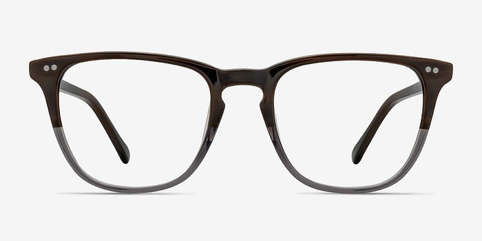 Cafe Glace Exposure -  Vintage Acetate Eyeglasses