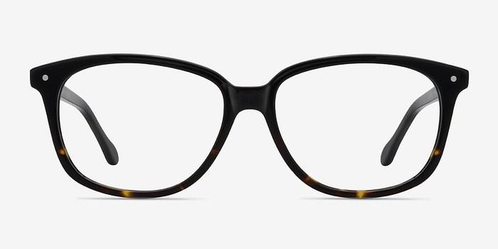 Black Escape -  Acetate Eyeglasses