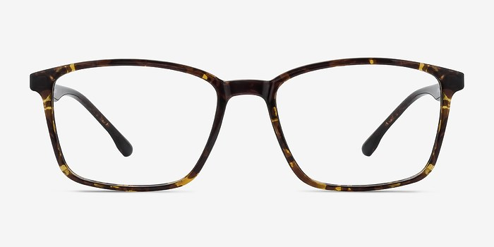 Golden Tortoise Northern -  Plastic Eyeglasses