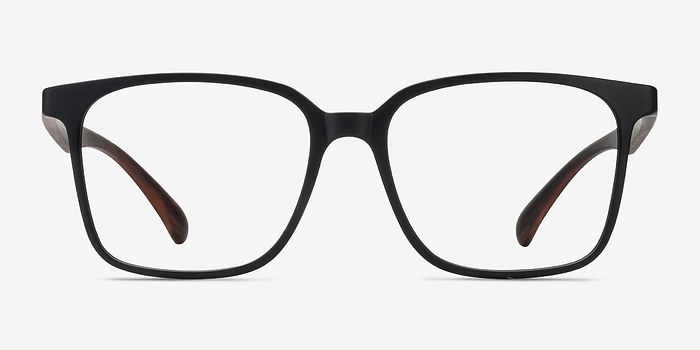 Matte Black Magnus -  Plastic Eyeglasses