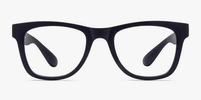 Matte Navy Project -  Plastic Eyeglasses