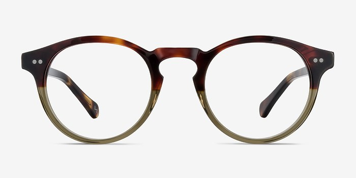 Cafe Glace Theory -  Vintage Acetate Eyeglasses
