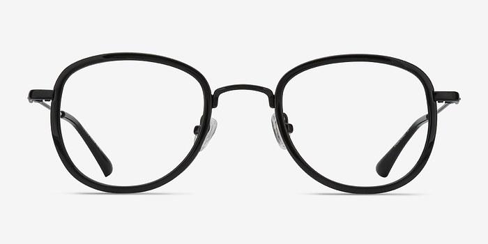Black Vagabond -  Plastic Eyeglasses