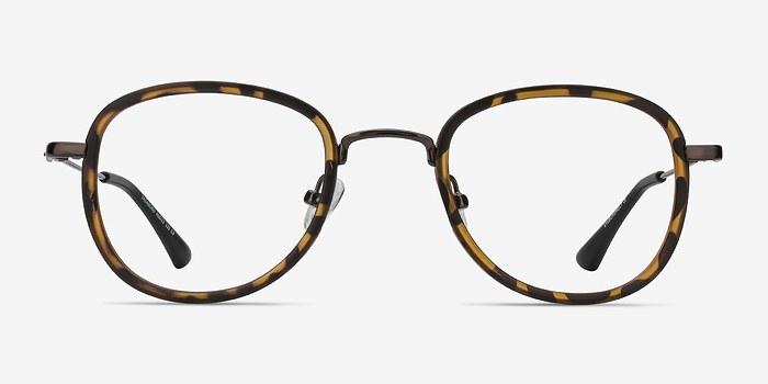 Tortoise Vagabond -  Vintage Plastic Eyeglasses