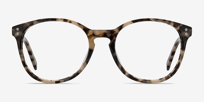 Ivory Tortoise Pride -  Acetate Eyeglasses