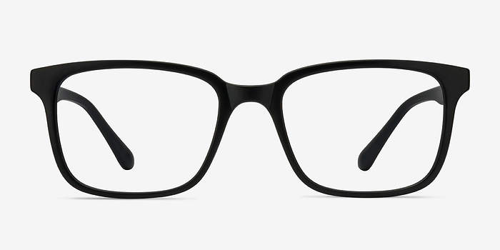 Matte Black November -  Plastic Eyeglasses