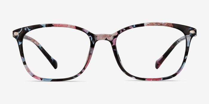 Floral Nola -  Plastic Eyeglasses