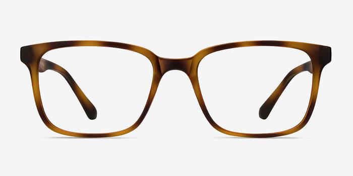 Tortoise November -  Plastic Eyeglasses