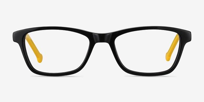 Black Shallows -  Acetate Eyeglasses