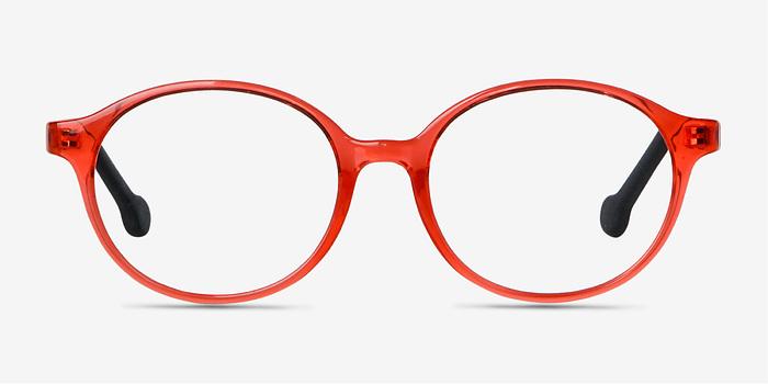 Clear Orange Daylight -  Plastic Eyeglasses