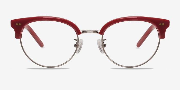 Red Annabel -  Designer Acetate Eyeglasses