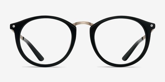 Black La Femme -  Designer Acetate Eyeglasses