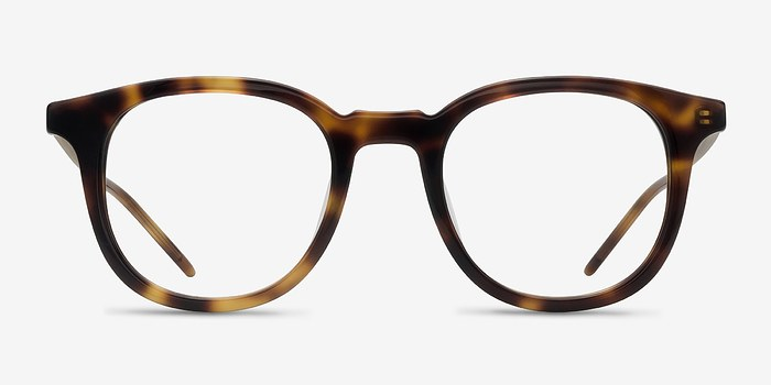 Tortoise Vendome -  Designer Acetate Eyeglasses