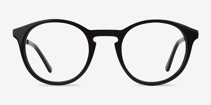 Black White Moon -  Fashion Acetate Eyeglasses
