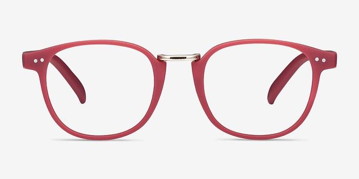 Matte Pink Miyoshi -  Metal Eyeglasses