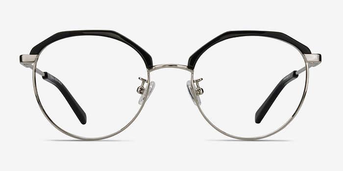 Black Festival -  Acetate Eyeglasses