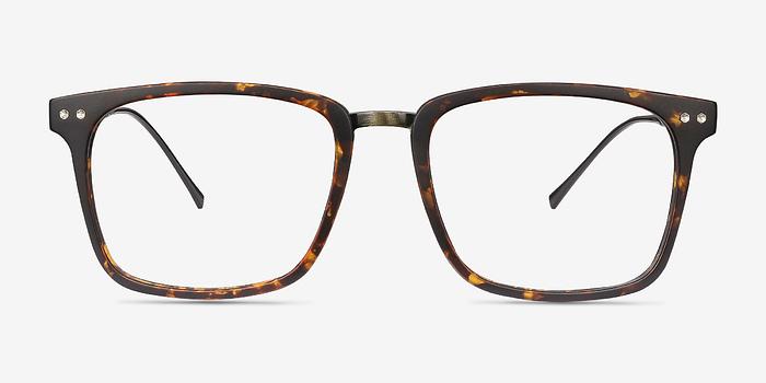 Tortoise Forte -  Plastic Eyeglasses