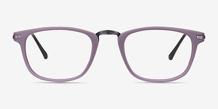 Purple Catcher -  Metal Eyeglasses