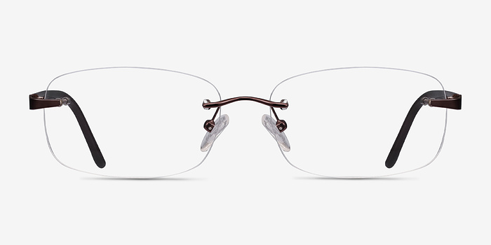 Brown Vernon -  Lightweight Acetate Eyeglasses