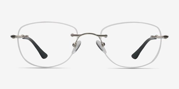 Silver Potential -  Lightweight Metal Eyeglasses