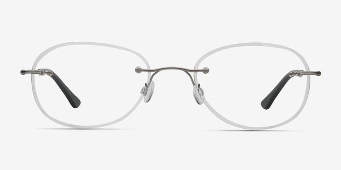 Silver Fragment -  Lightweight Metal Eyeglasses
