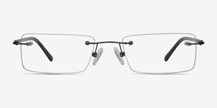 Gunmetal Glacon -  Lightweight Metal Eyeglasses