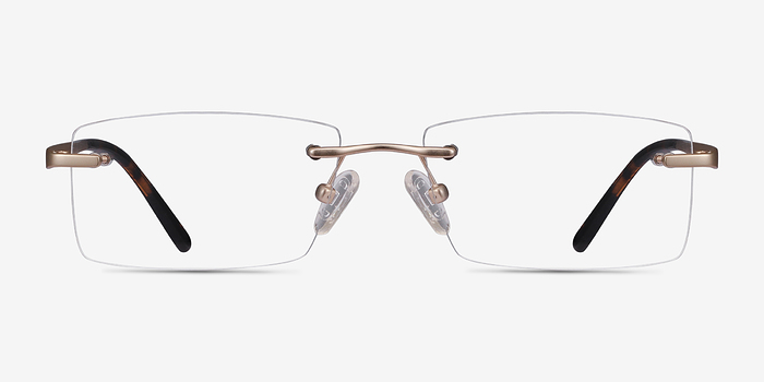 Golden Noble -  Metal Eyeglasses